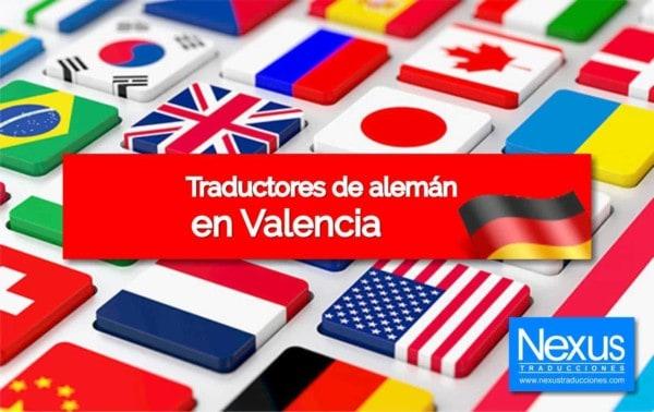 German translator in Valencia