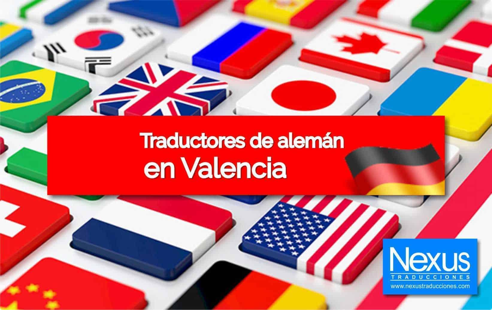 Traducción de alemán en Valencia