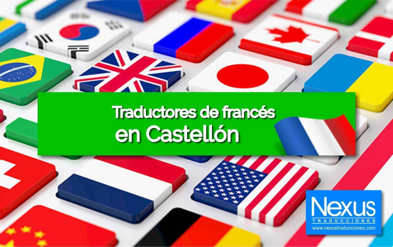 French translations in Castellon