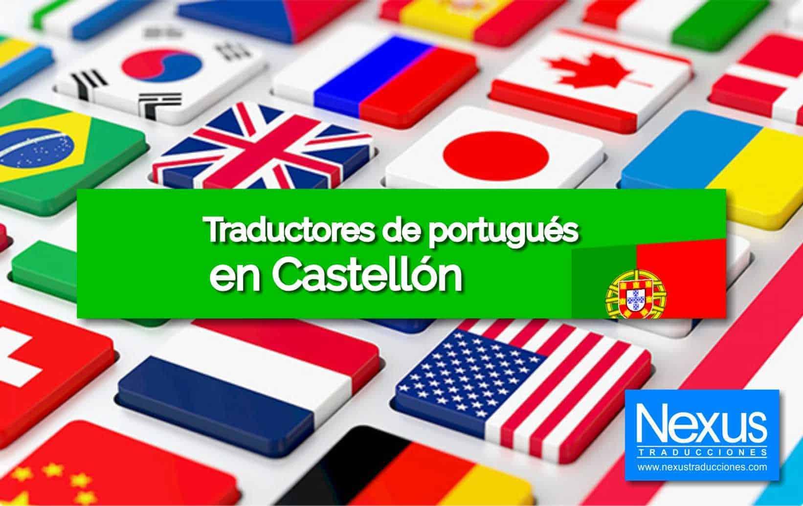 Traducción de portugués en Castellón